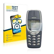 2x BROTECT Protector Pantalla para Nokia 3310 (2011) Película Protectora