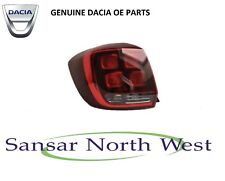 Brand New Genuine - Dacia Sandero Passenger Side Rear Lamp Tail Light  N/S LEFT
