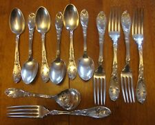 New Listing(12) pcs. Wm A Rogers Silver Plate La Concorde (spoons & forks)