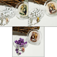 First Communion Favors Rosary Confirmation Favors BoyGirl Comunnion Recuerdo 12