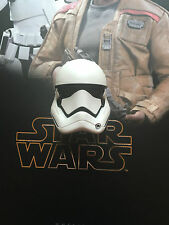 Hot Toys Star Wars Force Awakens First Order Riot Trooper Helmet 1/6th scale
