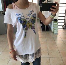 T-shirt MAISON ESPIN nuova con etichetta scontata