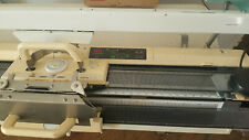 Brother knitting machine CK 35 Professional Knitter automatic 6 colour changer