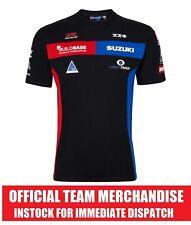 Buildbase Suzuki Superbike BSB Official Team T-Shirt Tee Genuine NEW Hawk GSXR