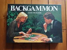 Backgammon Board Game - A Michael Stanfield Product