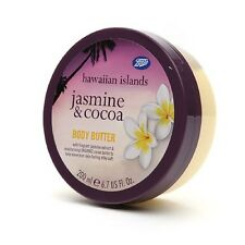 Boots Hawaiian Islands Jasmine & Cocoa Body Butter - 200ml