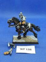 Warhammer Fantasy - Chaos Marauder Horseman Well Painted - WF158
