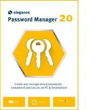 Steganos Password Manager 20 PC Digital License Key