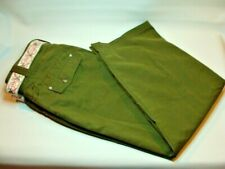 Cabela's Womens Jeans Size 10 Olive Green Embroidered Cargo Jeans Belt Matches