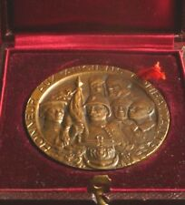 Dated Paris 1931 French Bronze medal by H. ROBERT with original Box 49 mm / N136