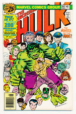 MARVEL  INCREDIBLE HULK  #200 1976 NM GREAT COLOR FREE SHIPPING