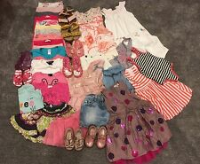 2-3 yr old girls summer clothes & shoes/sandals. Collection only.