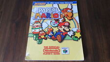 Paper Mario The Official Nintendo Player's Guide