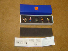 Tintin Mini Pixi - Flight 714 - 6 Lead Figures - Limited to 1500