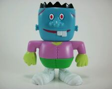 1989 Burger King TRICKY TREATERS Halloween Kids Meal toy FRANKIE STEIN monster