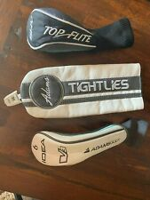 New listing Three Headcovers (Adams, AdamsGolf and Top flite) in Very Good Condition