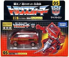 Transformers Tomy Renewal Packaging Encore 2007 #05 Ironhide by Takara