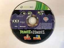 Plants vs. Zombies (Microsoft Xbox 360, 2010) DISC ONLY 5742