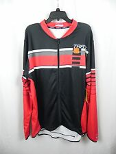 NEW Trayl Full Zip Cycling Jacket Shirt Top Size XXL (S1-41)