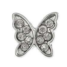 Butterfly Floating Charm For Glass Living Memory Lockets