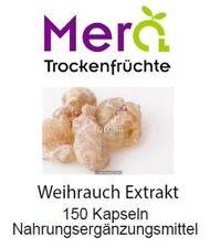 750 X weihrauch-kapseln chaque 550mg (4:1 Extrait), Vegan, 65% Boswellia acide