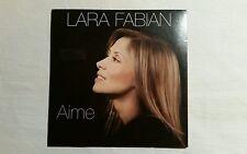 LARA FABIAN Aime 2 Track Single CD  France