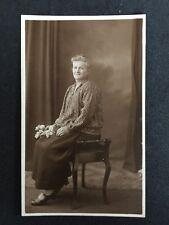 Vintage Postcard - RP Anonymous Women - #104 - Buckley Studio