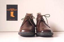 ABEL VORN! Damen Stiefeletten Schnürstiefel Schuhe 60s TRUE VINTAGE NOS Schnürer