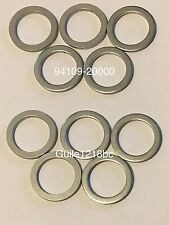 10pcs Gasket/Washers (20mm) For Honda/Acura 94109-20000 Us Seller Free Shipping