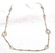 Jessica Simpson Gold Design Necklace