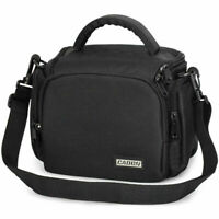 CADeN Sling Compact Camera Single Shoulder Bag for Nikon Canon Sony SLR/DSLR HOT