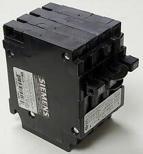 New SIEMENS Q21530CT Type QT 15-30A 120/240V 4 Pole Circuit Breaker