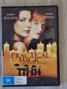 Practical Magic DVD - Region 4 - FAST POST