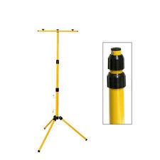 Scheinwerfer Ständer Teleskop Stativ Stativ für Zwei für Baustrahler LED Fluter