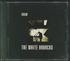 THE WHITE BRONCOS Room CD ALBUM DUTCH INDIE