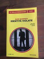 Il Giallo Mondadori 3121 - Aldo Budriesi - Identità violate