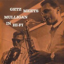 Stan Getz Getz Meets Mulligan In Hi-Fi (Let`s Fall In Love) Phoenix CD