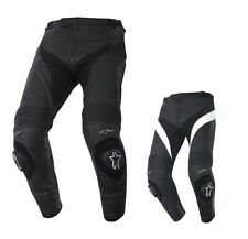 Alpinestars Missile Leather Motorcycle Trousers