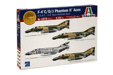 Italeri 1373 - 1/72 F-4C/D/J Phantom Aces - Neu