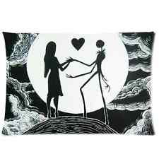 The Nightmare Before Christmas Rectangle Pillow Case 20x30 Inch(One Side)