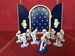 Engelorchester mit Sternenkiste