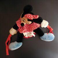 Peluche MINNIE MOUSE DISNEYLAND Paris sac à dos jouet vintage design N5744