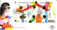 Nederland - FDC 640 Kinderzegels