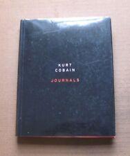 JOURNALS - Kurt Cobain -1st/1st HCDJ 2002 - NIRVANA - music nevermind