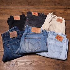 Vintage Levi Levis Jeans 501 GRADE B Mens Denim Size 29 30 31 32 33 34 36 38 R2