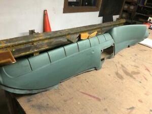 Studebaker Lark 1964 - 1965, Dash Pad, Green, Nice NOS !