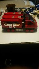 Power Rangers Lightpeed Rescue Pyro Rescue 1 TESTED & WORKS!!!