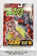Dinobot ROCKY BUBBLE MISB Deluxe Beast Wars Transformers Action Figure