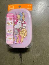 Hello Kitty Lunch Box Bento 3pcs Set  Sanrio Japan Made