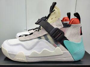 Nike Air Jordan Defy SP - White/Sail-Island Green-Infrared 23 - Size 10
